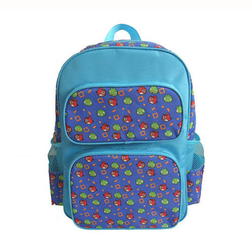 299491f2df9d China Recycled Mens Floral Backpack Non - Woven Fabric With Water Bottle  Holder supplier