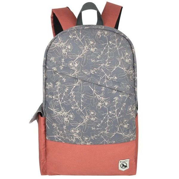 Patterned Female Padded Laptop Bag 14 Inch Laptop Backpack Two