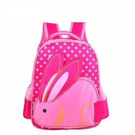 Multi - Colored Lightweight Cartoon School Bag Backpack Packable For Teenagers