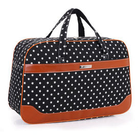 Lightweight Custom Duffle Bags , Large Capacity Women's Canvas Travel Bag